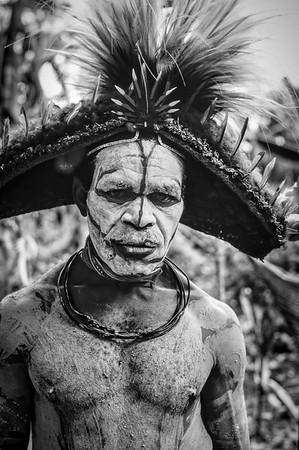 Strength, Papua New Guinea, 1994