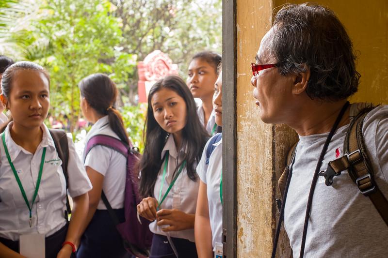Tuol Sleng - Education