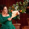 Mezzo-soprano Kirstin Chavez is Meg Page in San Diego Opera's FALSTAFF. February, 2017. Photo by J. Katarzyna Woronowicz Johnson.