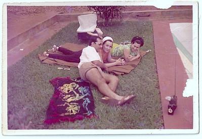 Andrada - 1970 Victor Palmeiro, Odete Palmeiro, Domitilia Passaradas