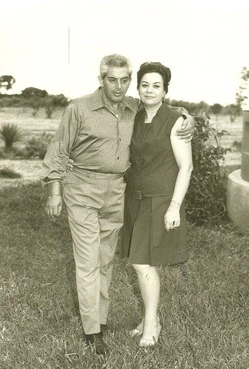 Mota e Gina Mota