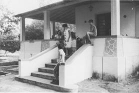 Cassanguidi, 1966 Familia Francisco Silva