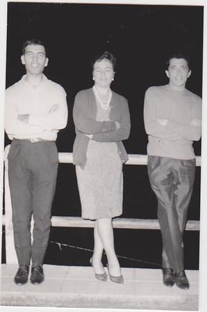 Visita do Tony de Matos - Luachimo com Fernanda Gastão e Júlio Pedro