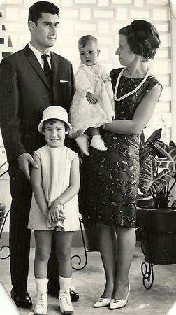 Familia Firmino Filhas Denise e Paula