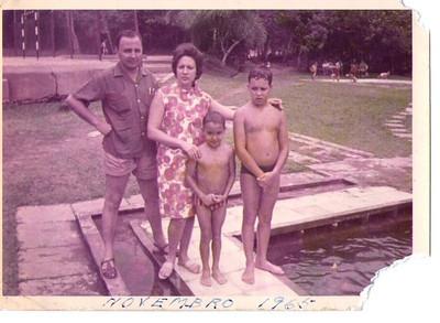 1965 - Familia Arrobas
