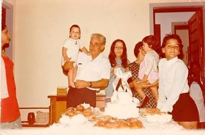 MALUDI 1971- BATIZADO NETO DO FIGUEIREDO ANTUNES