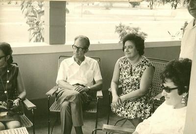 Julio da Conceição, Celia da Conceição , Maria do Rosário Martinho ,Tavares.