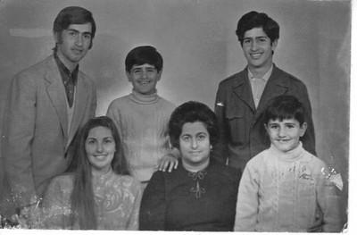 1971 - Familia Pinto Soares