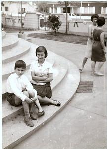 """Luso 1965 - manos """" Manuel Augusto""""  - Elza e Jome'"""