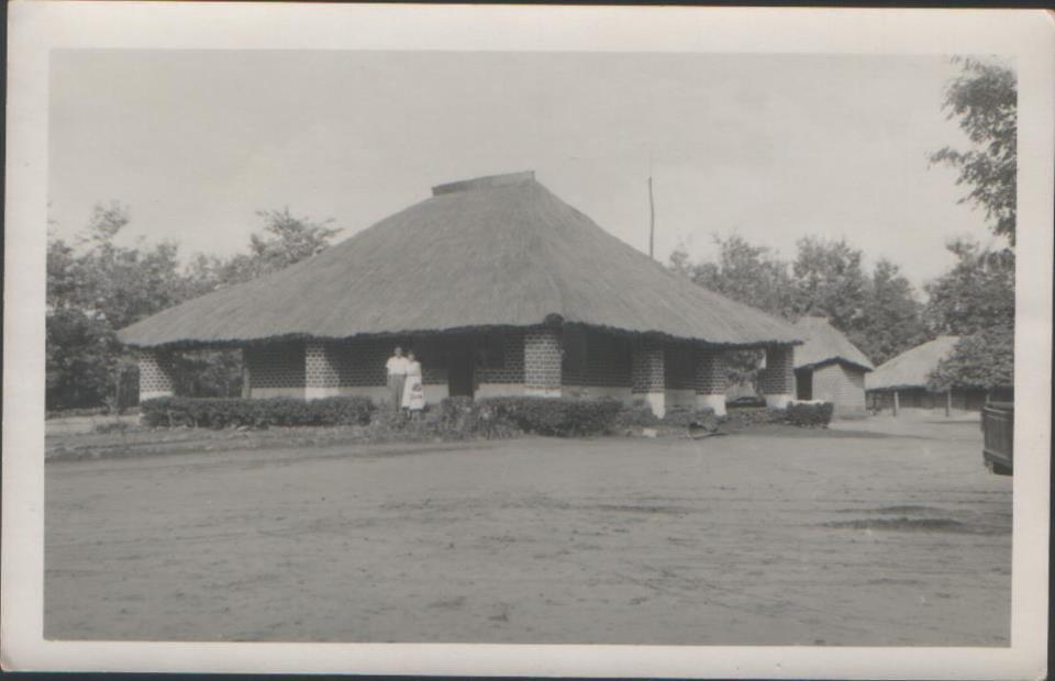 Família Silva no Mwazanza.