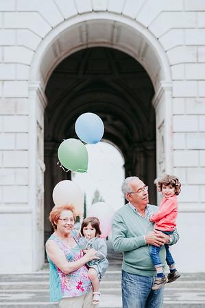 Family Love - Miguel + Catarina