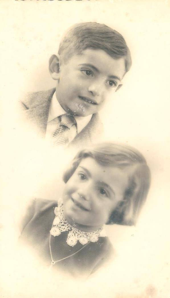 Agostinho e Teresa Caetano