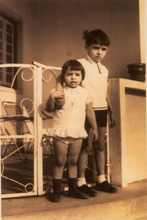 Manos Grova no Calonda ( 1967?) Joao e Fatinha
