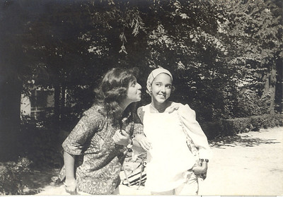Isabel e Lena Jaime Santos
