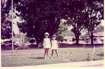 Helena e Fernanda Simões em Cassanguídi
