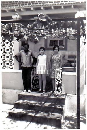 Familia Ermida e criado