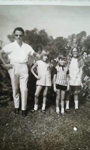 Filipe Marques e familia