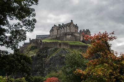 B - Edinburgh, Edinburgh Castle