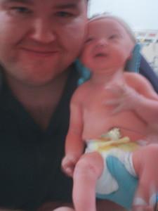 2009-11-23-Nicole Jordan Is Born!