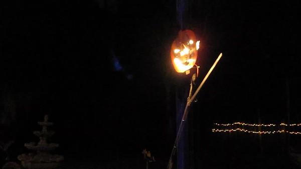 (Pumpkin Carving Party Prep)