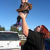 One baby to rule them all! (Gettin' a Christmas Tree at the Graton FD Farm)