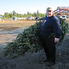 (Gettin' a Christmas Tree at the Graton FD Farm)