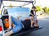 Children are so restful to have around!  (Unloading: 2012 Pumpkin Acquisition)