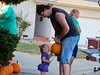 What? It's adorable and totally innocent! ::snickers like a 10-year-old:: (Unloading: 2012 Pumpkin Acquisition)