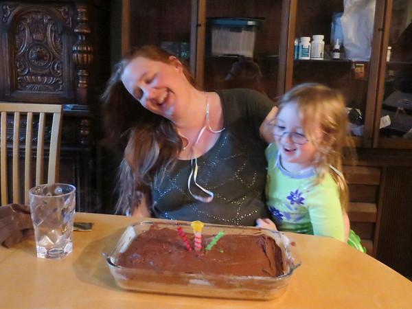 (Anna's Birthday)
