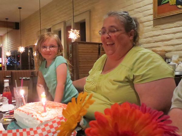 (Kat's Birthday Dinner)