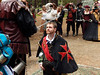 (Puppy's knighting at Valhalla--I'm not sure who to credit for these photos)