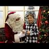 How many raindeer does Santa have? (Going to see Santa!)