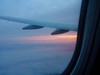 Sunrise! (Flying In-Trip to see Aunt Meg & John)