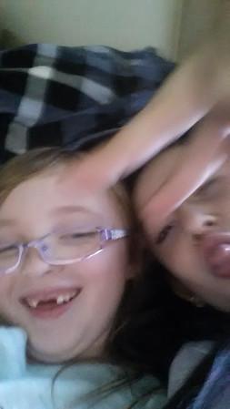 Selfie from Nicole and Krystal