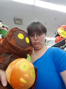 A Halloween Jawa: another thin to add to the list of things I did not know I need.