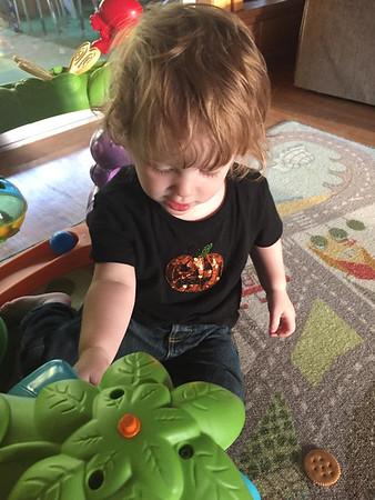 Keri: Shiny pumpkin power! (Morgret Pic)