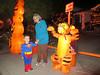 Barbara and grandson (Halloween at KPP)