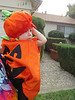 Krystal's little sister, Suzie (Halloween at KPP)