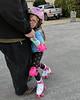 Caught! (New Roller Skates)