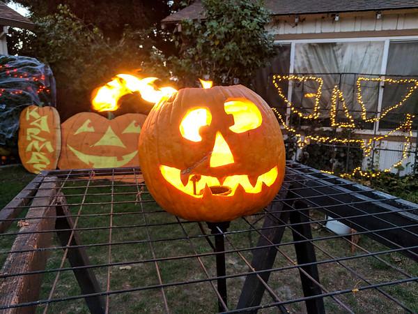 2017's ritual sacrafice (Halloween at KPP)