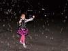 Lizzy in the bubbles (Halloween at KPP)