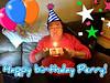 Happy birthday, Perry!