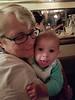Grandma love! (Kirsten's Pic)