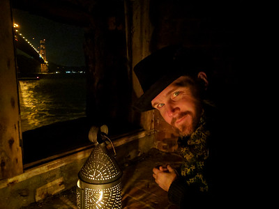 2017-01-21 Fort Point Candlelight Tour