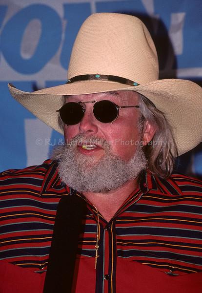 Charley Daniels, Country Western Singer