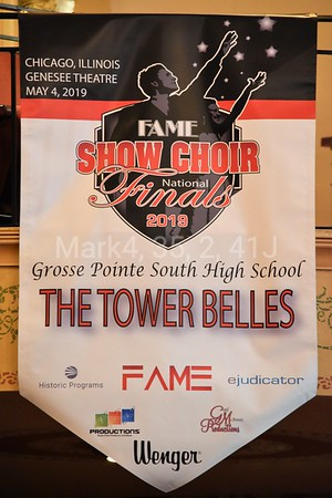 Fame National Competition Tower Belles