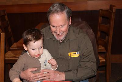 Dad's Birthday 2012