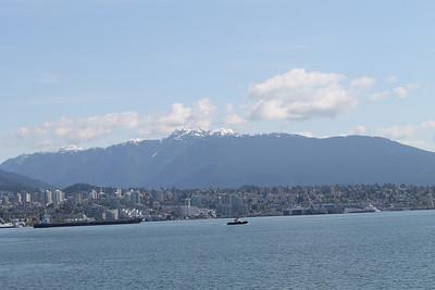 Vancouver Cruise Ship Terminal