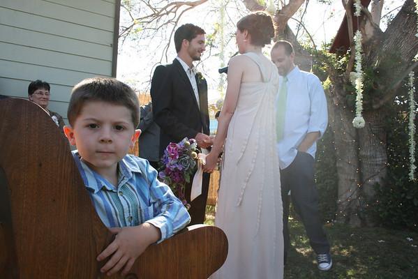Carrie & Geoffrey's Wedding
