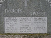 DuBois-Sweet<br /> <br /> Calvary Cemetery, St. Louis, MO.